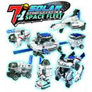 Solar Robot Kit 7 in 1 Solar Space Fleet kit - siopashop.ie