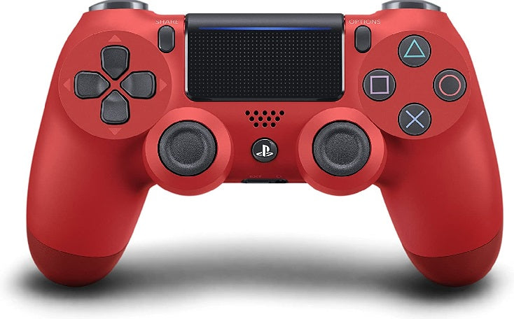 Ps4 Controller PS4 Dualshock Wireless Controllers - Various Colours - siopashop.ie Red