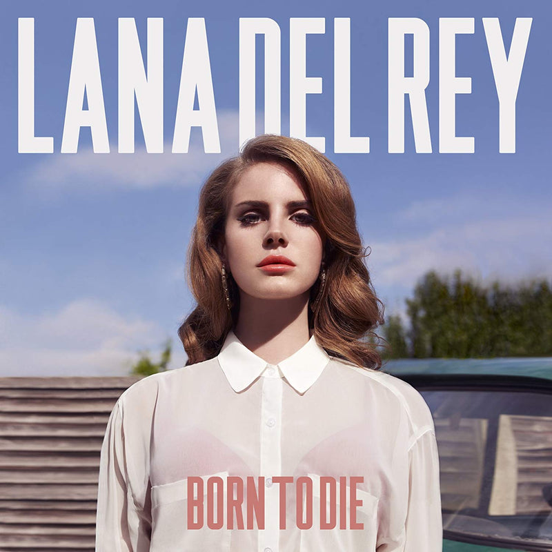 "Vinyl Box Set Lana Del Rey 12"" Vinyl - Born to Die - siopashop.ie"