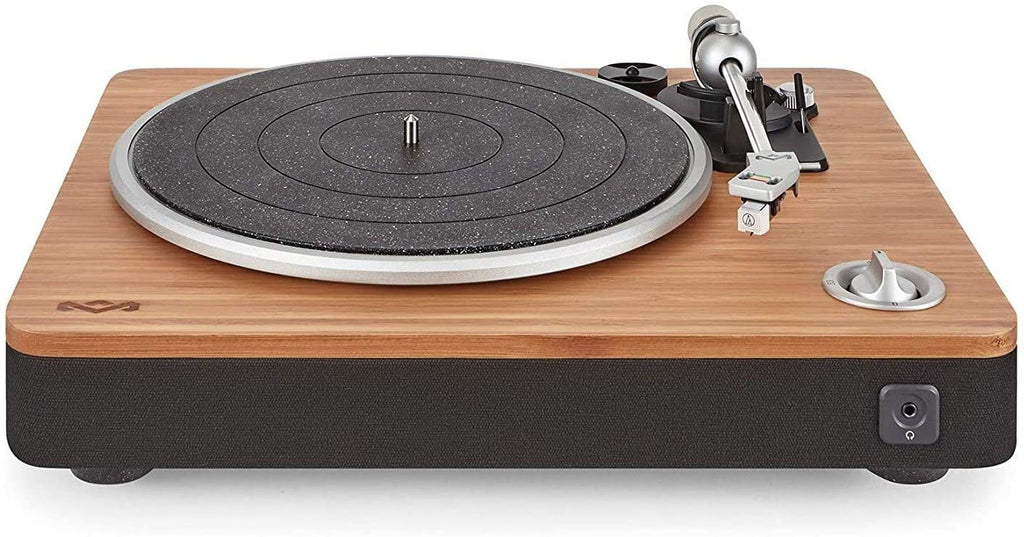 Wireless Record Player Marley Stir it up Wireless Turntable - siopashop.ie