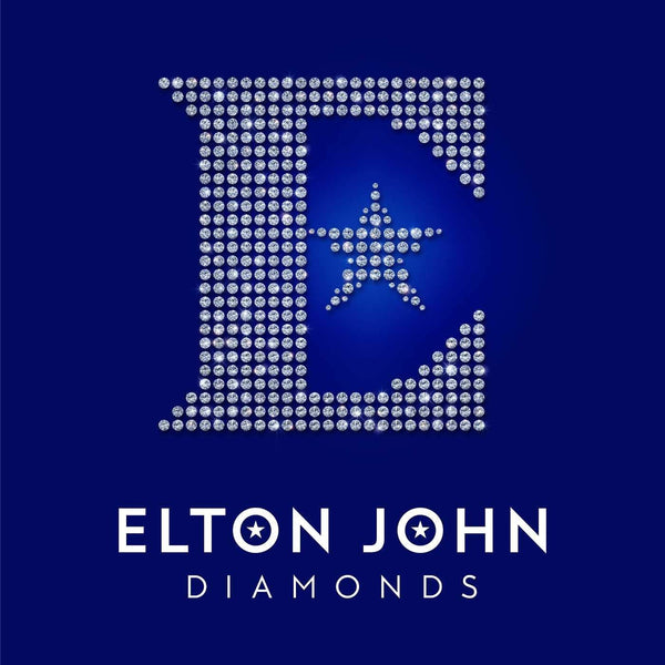 "Elton John 12"" Vinyl - Diamonds"