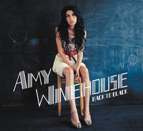 "Amy Winehouse 12"" Vinyl - Back to Black"