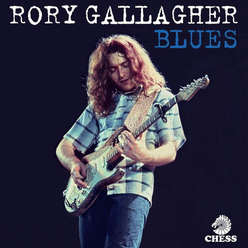 "Vinyl Box Set Rory Gallagher 12"" Vinyl - Blues - siopashop.ie"