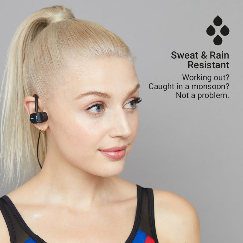 Jam Live Fast Wireless Earphones - Black.