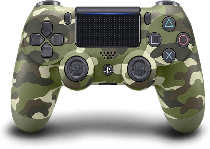Ps4 Controller PS4 Dualshock Wireless Controllers - Various Colours - siopashop.ie Cammo