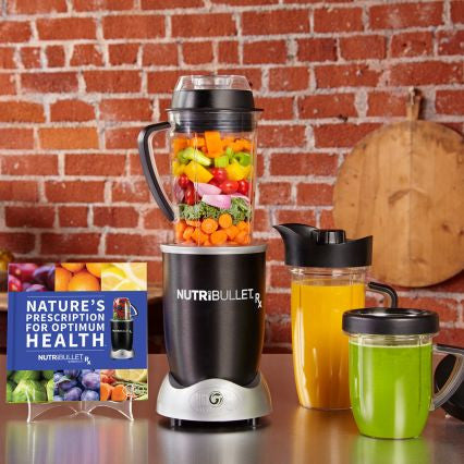 Nutribullet NutriBullet RX with Auto Blend and Shut Off. - siopashop.ie