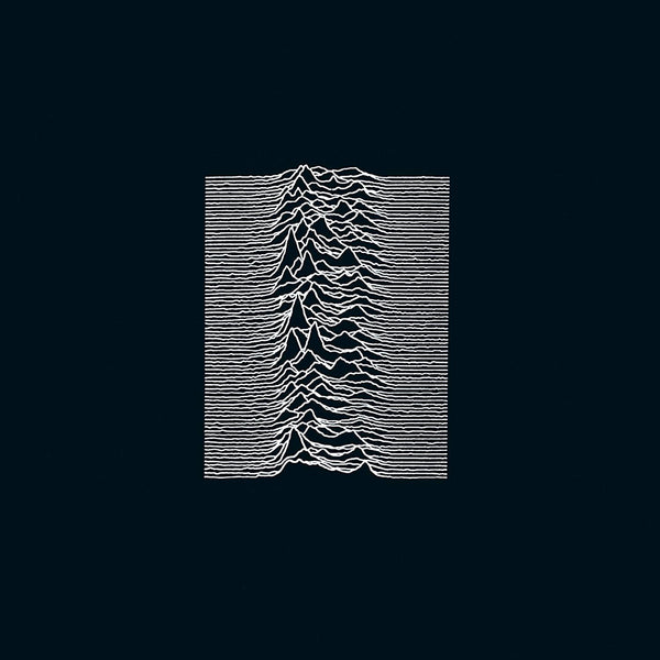 "Joy Division 12"" Vinyl - Unknown Pleasures"