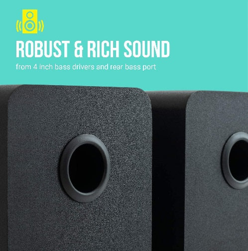 Jam Speakers Jam Bookshelf Speakers - siopashop.ie