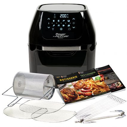Power air fryer cooker Power Air Fryer Cooker 5.7L - siopashop.ie
