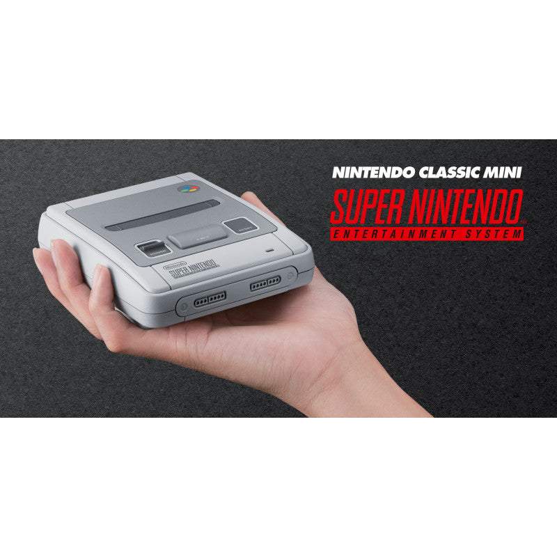 Mini Nintendo Nintendo Classic Mini: Super Entertainment System - siopashop.ie