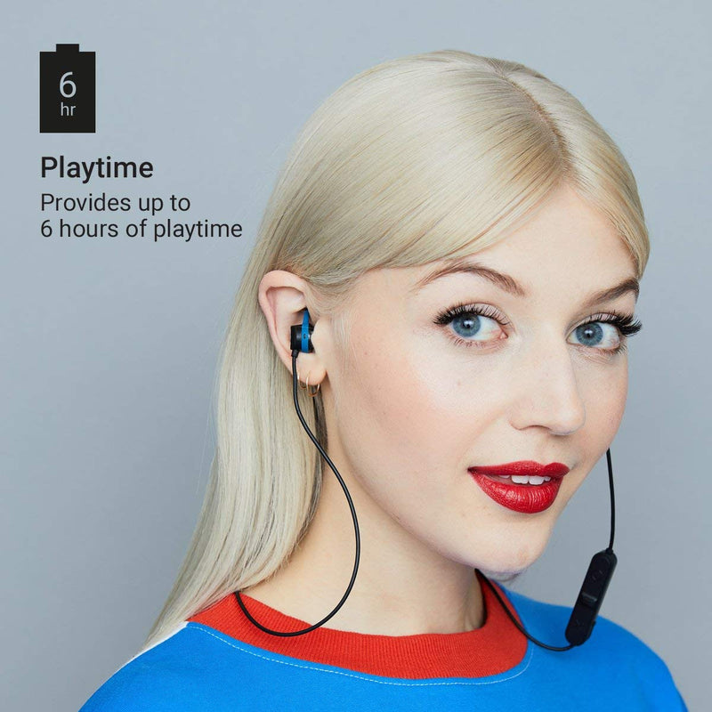 Jam Wireless Earphones Jam Live Loose Wireless Earphones - Black. - siopashop.ie