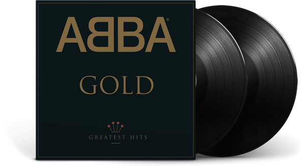 "ABBA 12"" Vinyl Box Set - Gold Greatest Hits"