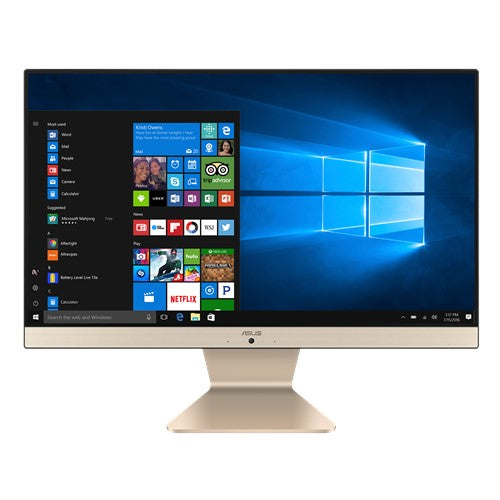 "Asus Vivo All in One 22"" Monitor with Panda Security - Gold"