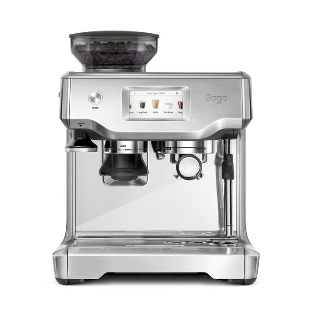 Coffee Maker The Barista Touch - siopashop.ie Stainless Steel