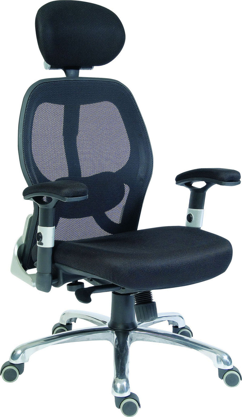 Office Chair Cobham Executive Office Chair - Black - siopashop.ie