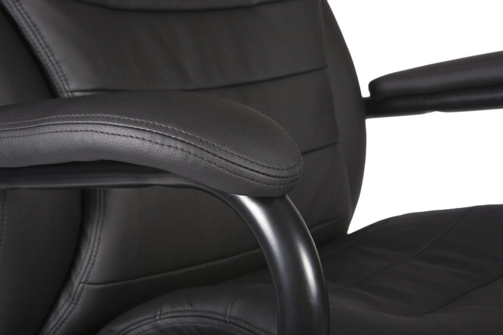Office Chair Goliath Heavy Duty Executive Office Chair - Black - siopashop.ie