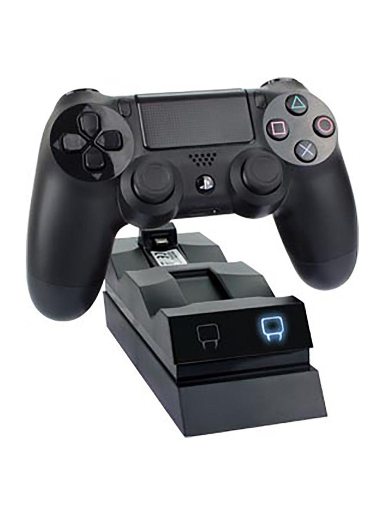 PS4 Controller Charger PS4 Venom Twin Docking Station for Dualshock Controllers - Black - siopashop.ie