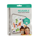 Kids Face Mask Kids Reusable Face Masks - siopashop.ie Dinosaur