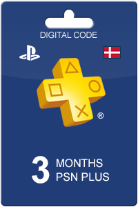 Playstation Plus Card 3 Months Playstation Plus Live Code - siopashop.ie