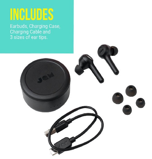 Jam Wireless Earphones Jam Executive Earbuds - siopashop.ie