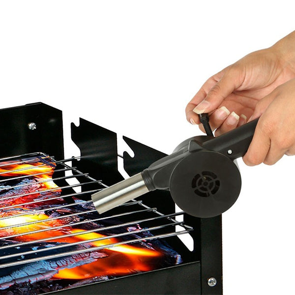 BBQ Fan Barbecue Fan - Manual - siopashop.ie