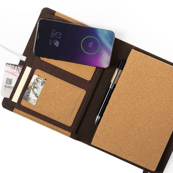 Notepad Charger Notepad with Qi Wireless Charger - siopashop.ie