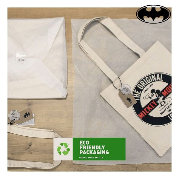Batman Bag Batman Eco Friendly Cotton Bag - siopashop.ie