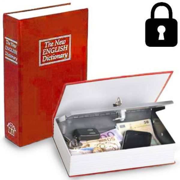 Dictionary Safe Box Dictionary Safe Box - siopashop.ie