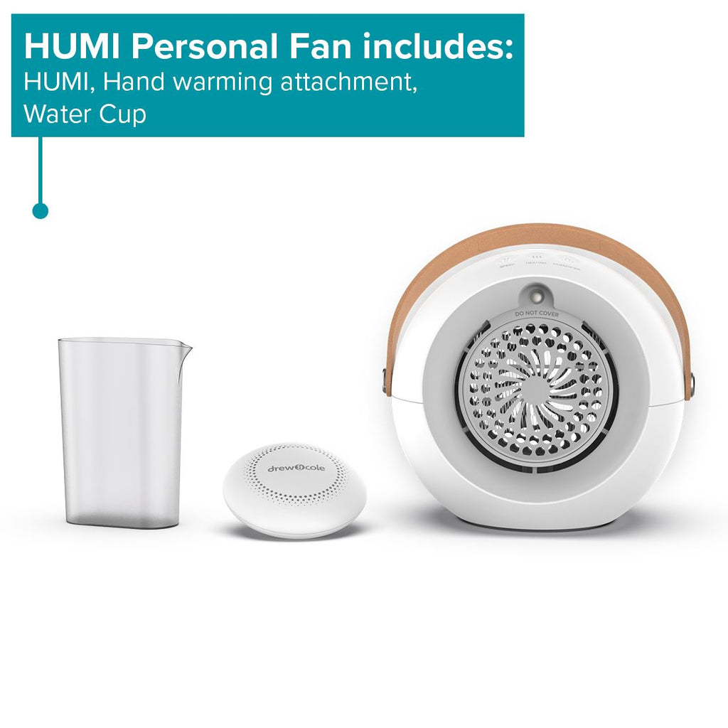 Fan Humi Hot and Cold Personal Fan - siopashop.ie