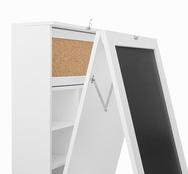 Foldaway Desk Foldaway Wall Mounted Space Saving Desk - siopashop.ie