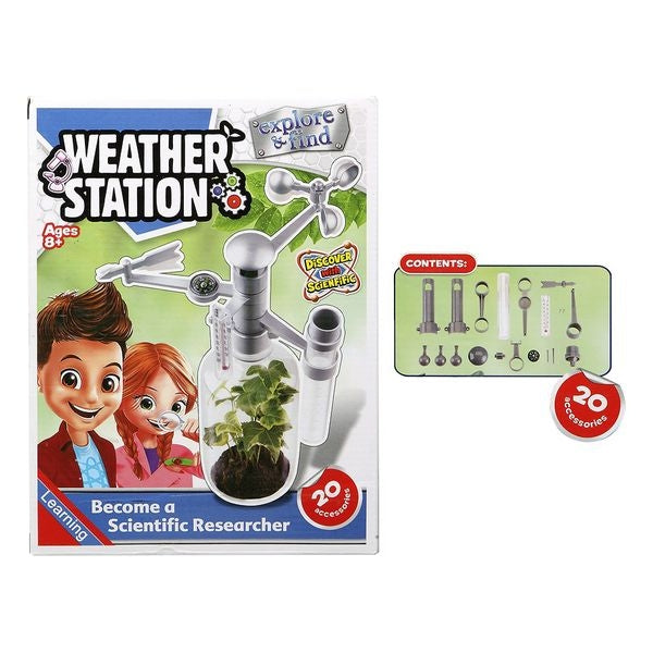 Weather Station Kit Weather Station Kit - siopashop.ie