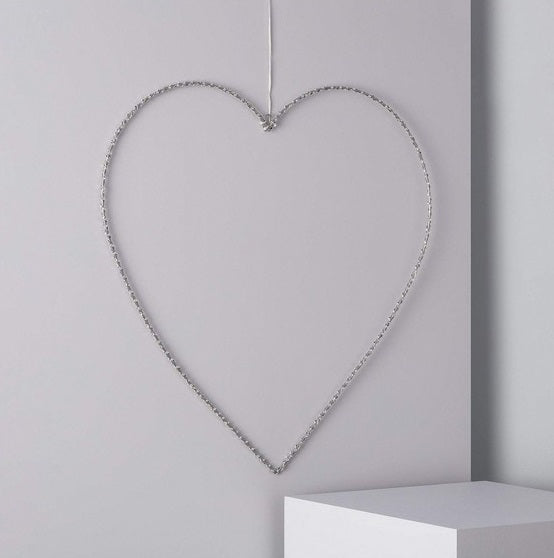 Heart LED Lights LED String Lights - Heart - siopashop.ie