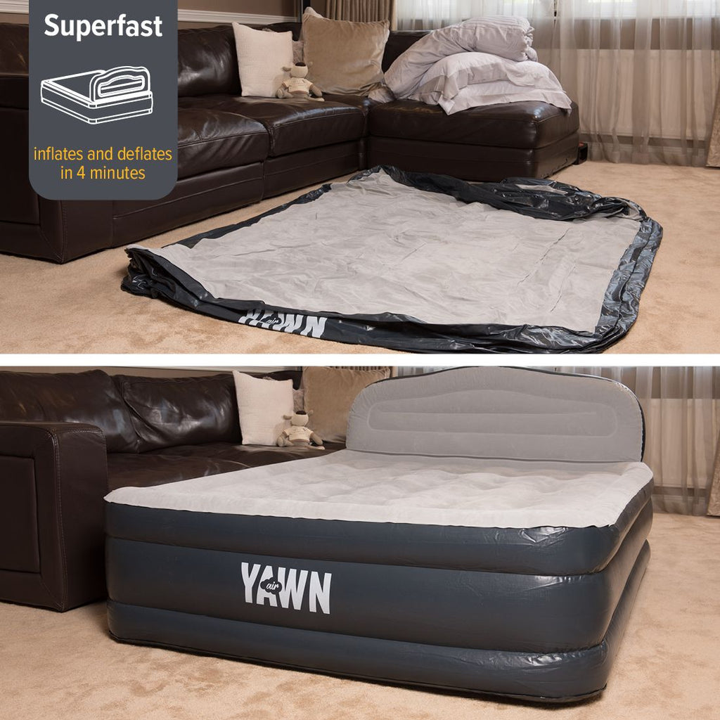 Air Bed Yawn Inflatable Airbed - Single - siopashop.ie