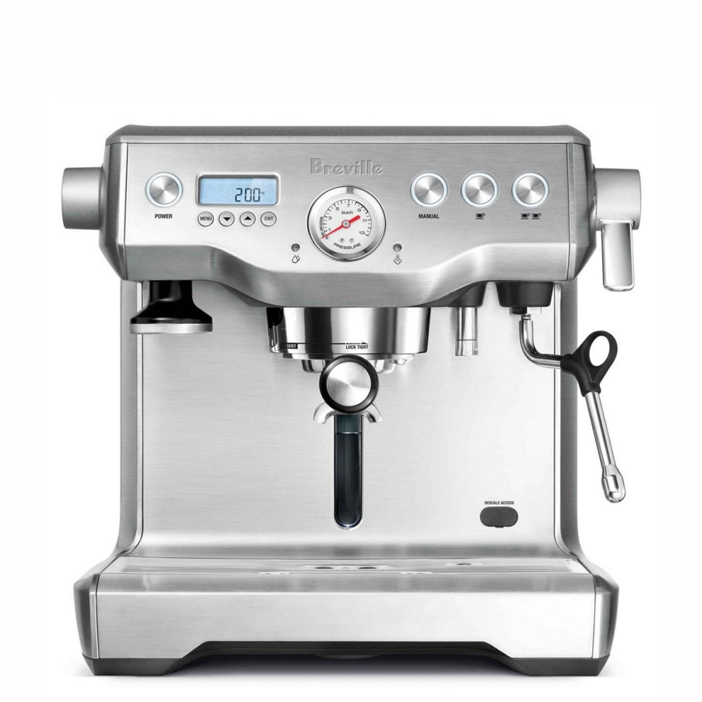 Coffee Maker The Dual Boiler Coffee Machine - siopashop.ie Stainless Steel