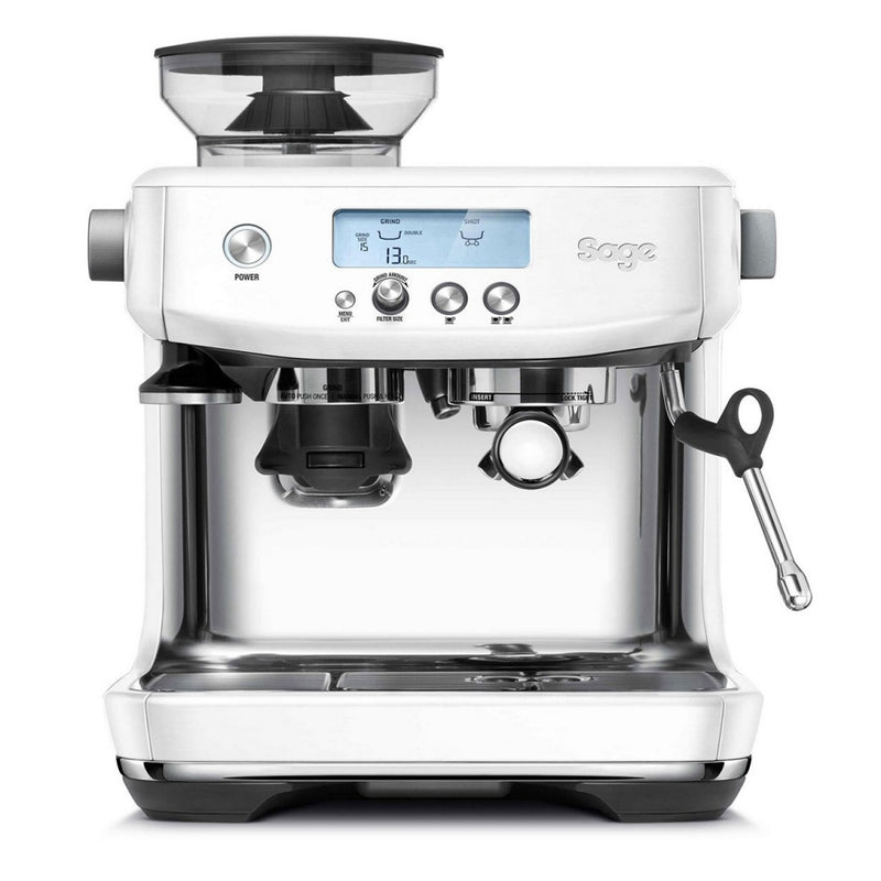 Coffee Maker The Barista Pro - White - siopashop.ie