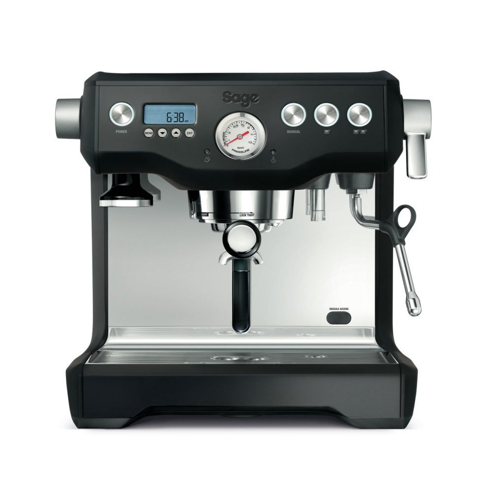 Coffee Maker The Dual Boiler Coffee Machine - siopashop.ie Black Truffle