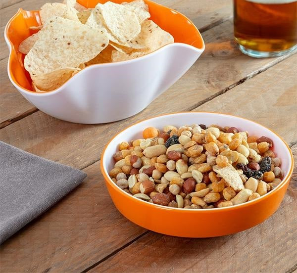 Snack Bowl 2 in 1 Snack Bowl - siopashop.ie