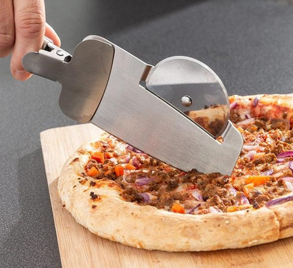 Pizza Cutter 4 in 1 Pizza Slice - siopashop.ie