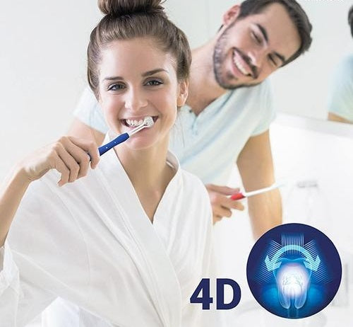 4D Toothbrush!
