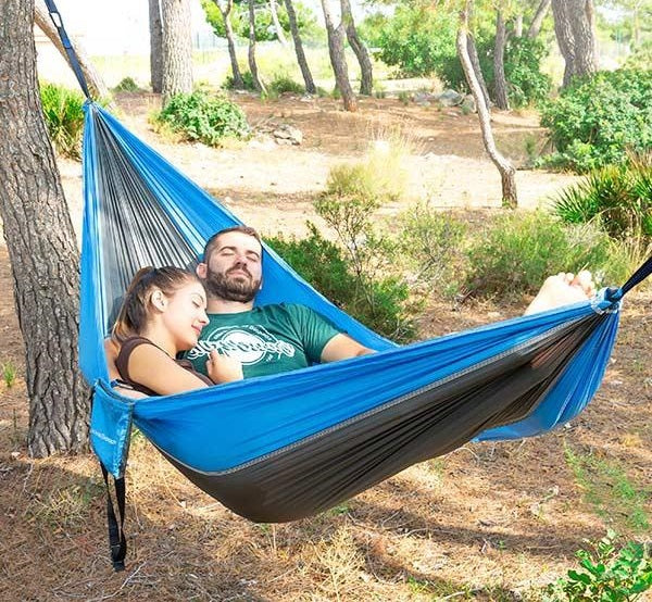 Double Hammock Swing and Rest Double Hammock - siopashop.ie