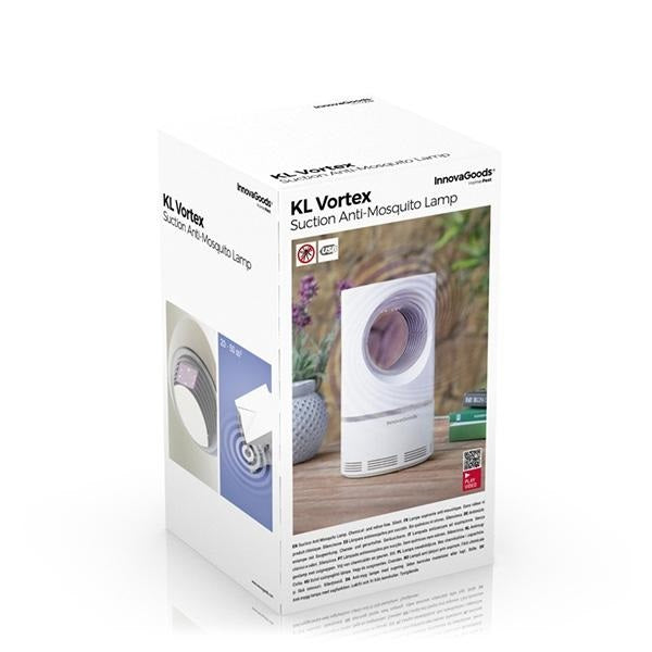 Mosquito Lamp Anti Mosquito Vortex Suction Lamp - siopashop.ie