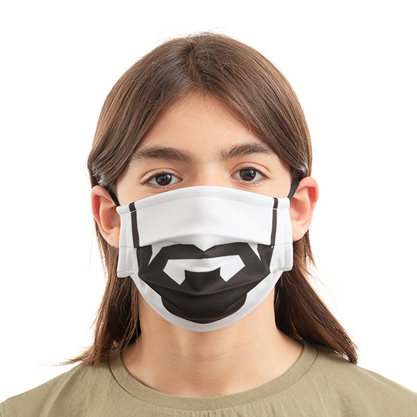 Face Masks Adult Face Mask Medium - Beard - 3 Pack - siopashop.ie