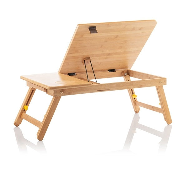 Workstation/Lap Tray Bamboo Folding Workstation/Lap Tray - siopashop.ie