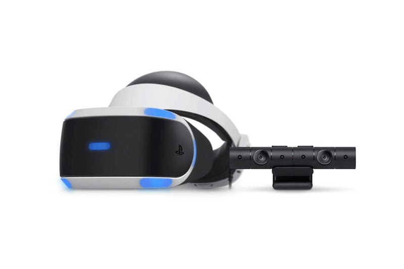 Ps4 VR Bundle PS4 VR Starter Pack With VR Worlds - siopashop.ie
