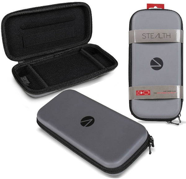 Snakebyte Travel Case - Nintendo Switch
