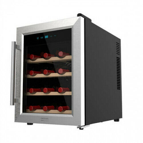 Wine Fridge Wine Fridge for Red or White - 12 Bottle - siopashop.ie