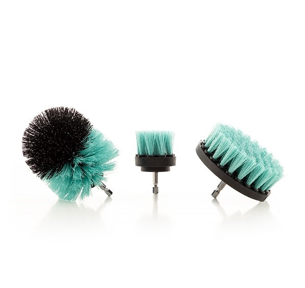 Cleaning Brushes for Drill Cyclean Set of Cleaning Brushes for Drill - siopashop.ie
