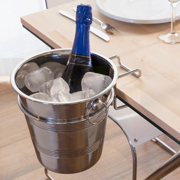 Ice Bucket Holder Ice Bucket Table Stand - siopashop.ie