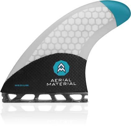 Aerial Marerial Glass Fins - Single Tab Futures