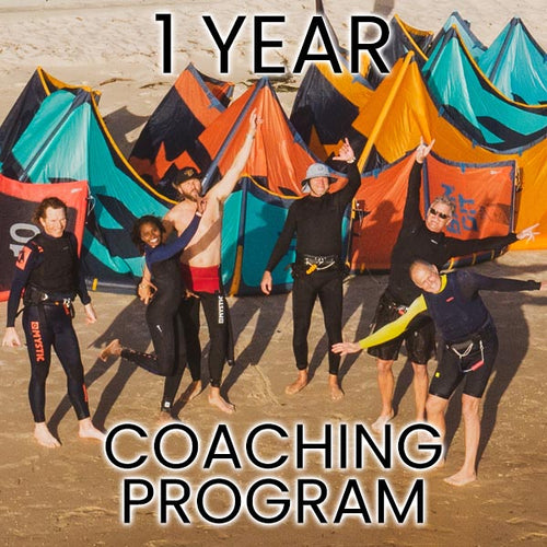 1 Year Coaching & Lesson Program